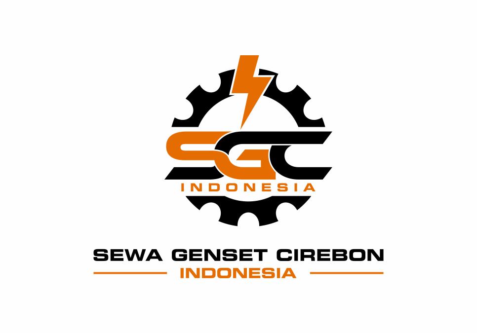 Portofolio Jasa Desain Logo persewaan Genset  Untuk CV. SGC Indonesia