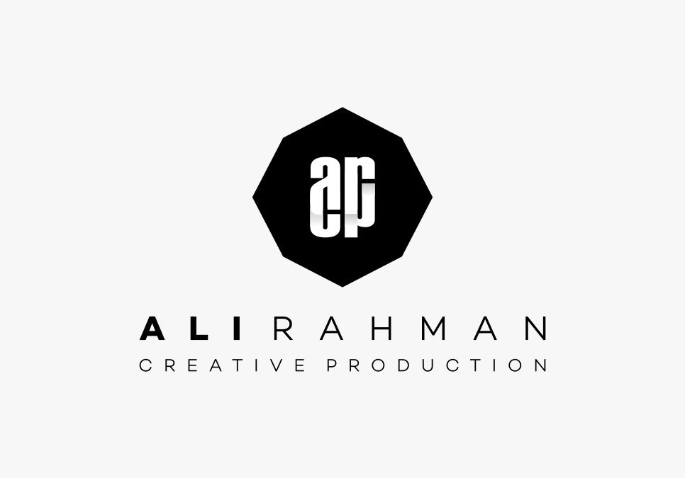 Portofolio Jasa Desain Logo Jasa pembuatan video clip untuk Ali Rahman Creative Production