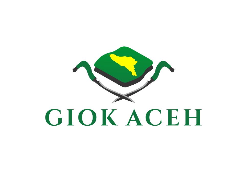 """Portofolio Jasa  Desain Logo batu perhiasan """"GIOK ACEH"""""""
