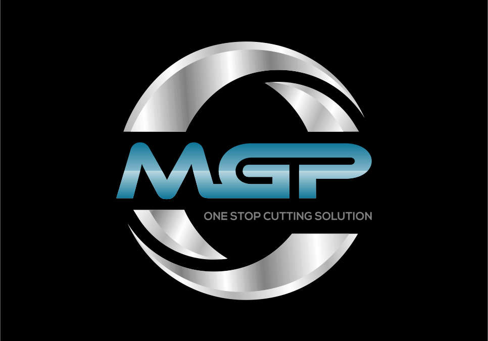 Portofolio Jasa Desain Logo industrial knives Untuk MGP