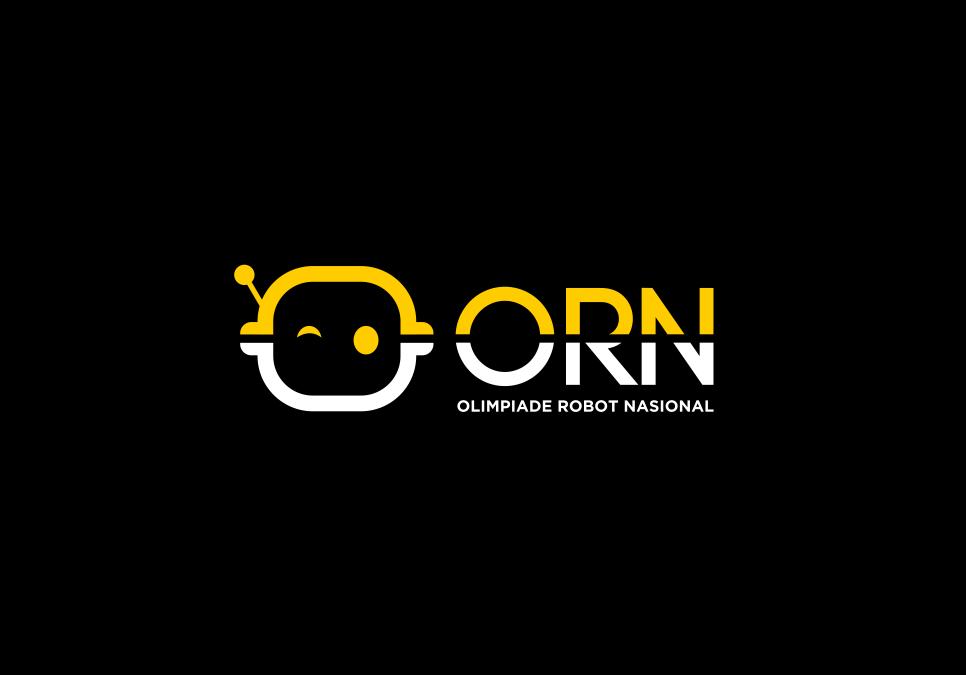 Portofolio Jasa  Desain Logo Lomba robot Untuk ORN (Olimpiade Robot Nasional)