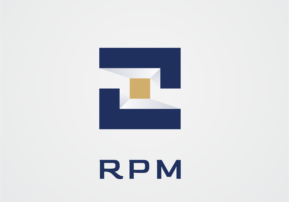 Portofolio  Jasa Desain Logo Industri Besi dan Kawat Untuk PT RIAPUTRA METALINDO