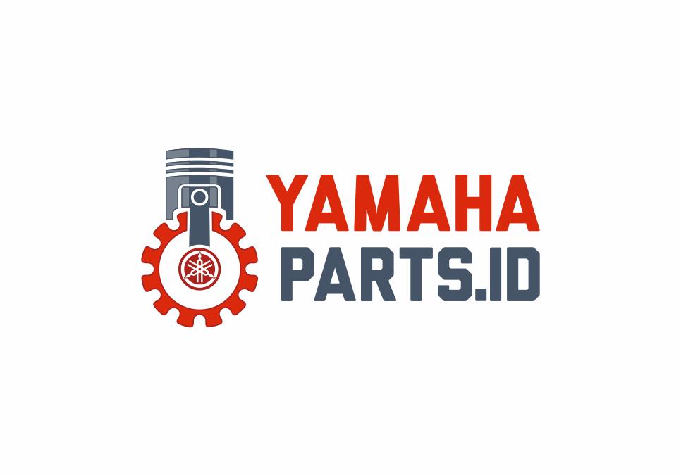 Portofolio Jasa Desain Logo spare part sepeda motor Yamaha Untuk yamahaparts.id