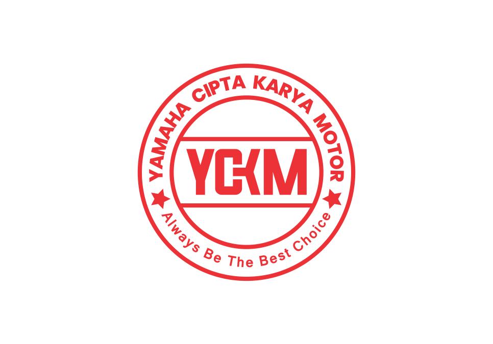 """Portofolio Jasa  Desain Logo Bengkel """"Yamaha Cipta Karya Motor"""""""