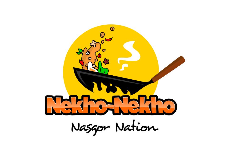 Portofolio Jasa Desain Logo food and baverage Untuk nekho2