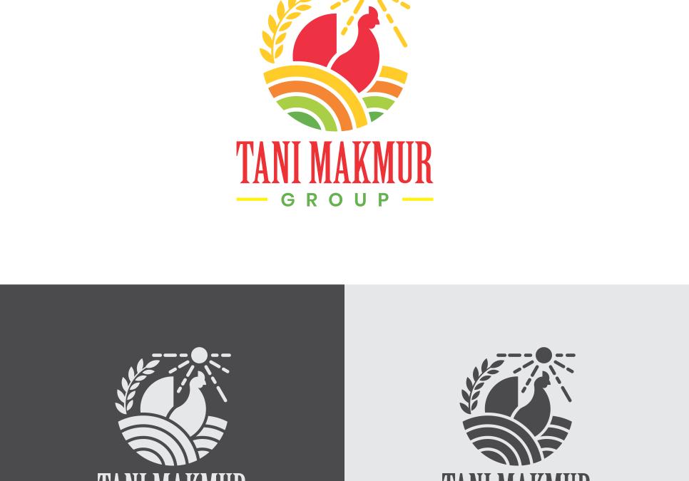 Portofolio Jasa Desain  Logo peternakan ayam Untuk Tani Makmur Group