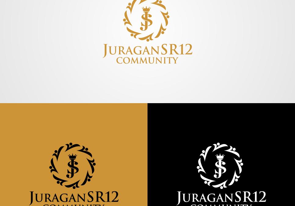 Portofolio Jasa Desain Logo Distributor Produk Kecantikan Untuk JuraganSR12 Community