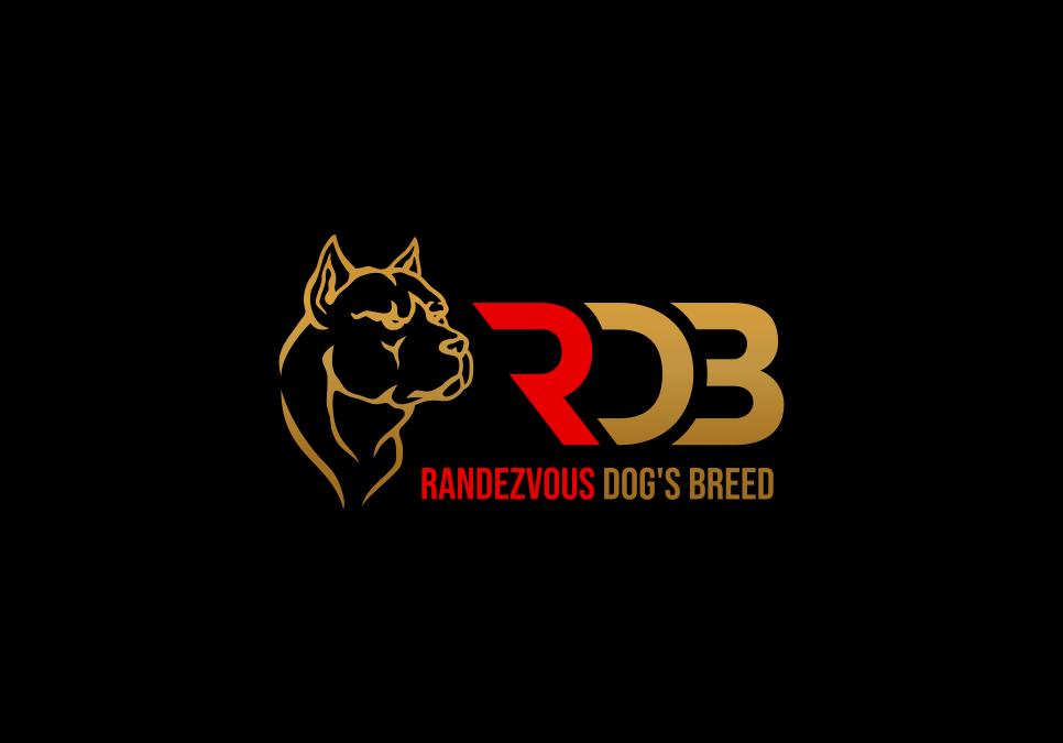 Portofolio Jasa Desain Logo Dog's Breeding Untuk Randezvous Dog's Breed (RDB)