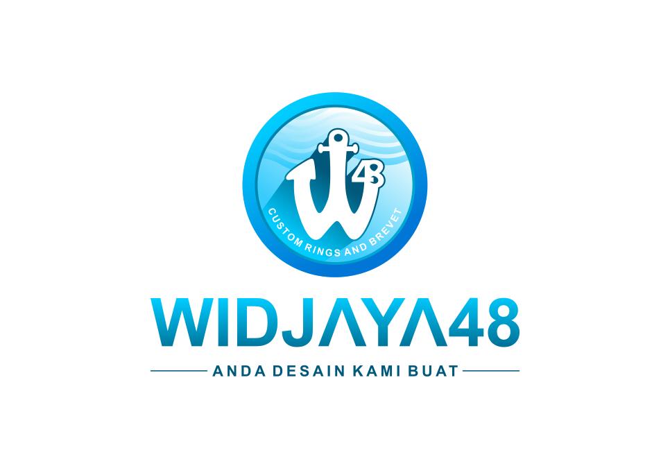 Portofolio Jasa Desain Logo cincin custom dan brevet Untuk widjaya48