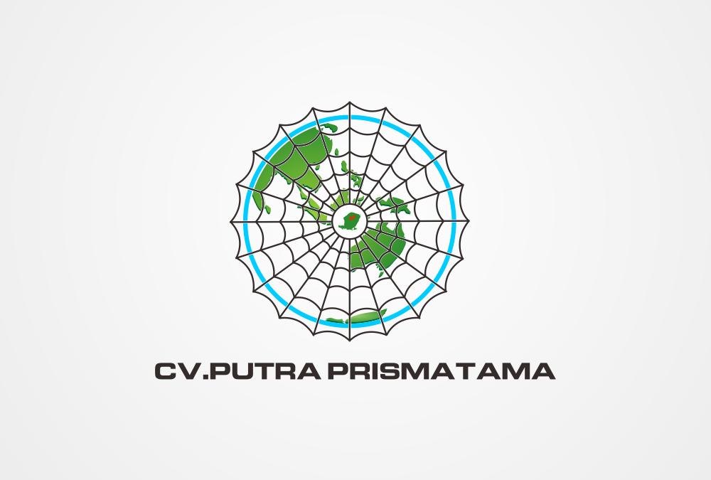 Portofolio Jasa Desain Logo distribusi perdagangan dan jasa  Untuk  CV.putra prismatama