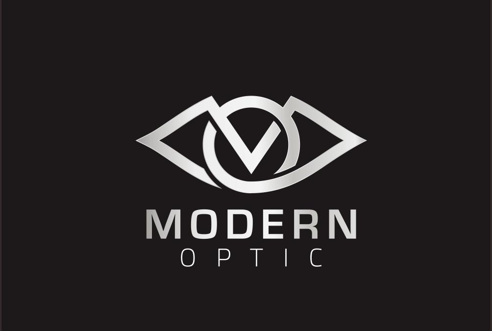 Portofolio Jasa Desain Logo Untuk modern optik