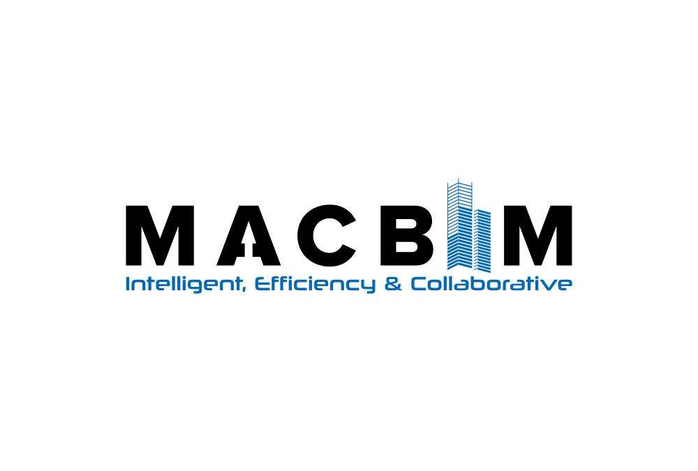 Portofolio Jasa Desain Logo Konsultan Untuk MACBIM