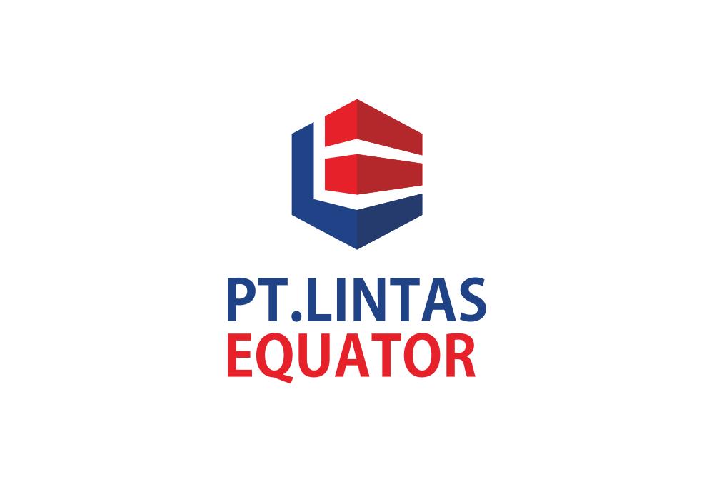 Portofolio Jasa Desain Logo  kontrkator jalan dan jembatan Untuk PT.Lintas Equatoelr