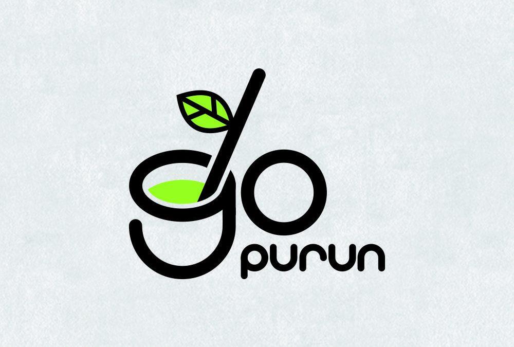 Portofolio Jasa  Desain Logo  Untuk go purun