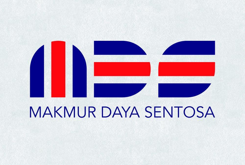 Portofolio Jasa  Desain Logo kontruksi Untuk Makmur Daya Sentosa ( MDS )