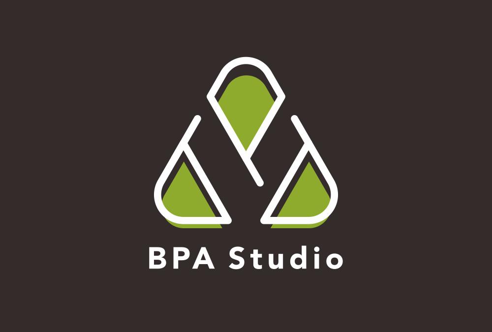Portofolio Jasa Desain Logo Arsitektur Untuk  BPA Studio