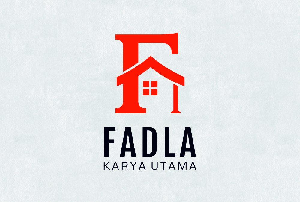 Portofolio Jasa  Desain Logo Propertyi Untuk PT Fadla Karya Utama