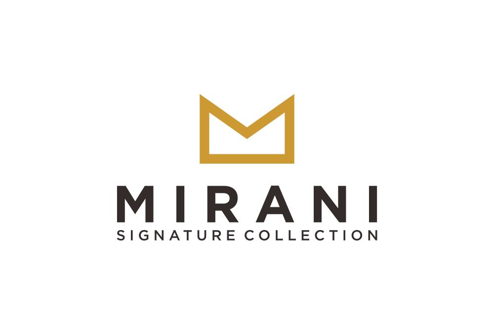 Portofolio Jasa Desain Logo fashion Untuk MIRANI