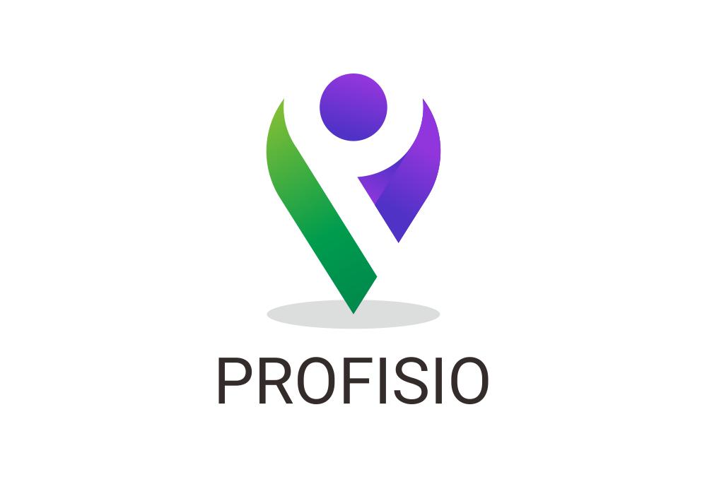 Portofolio Jasa  Desain LogoTehnologi informasi Untuk profisio