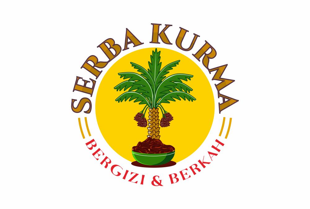 Portofolio Jasa  Desain logo makanan untuk Serba Kurma