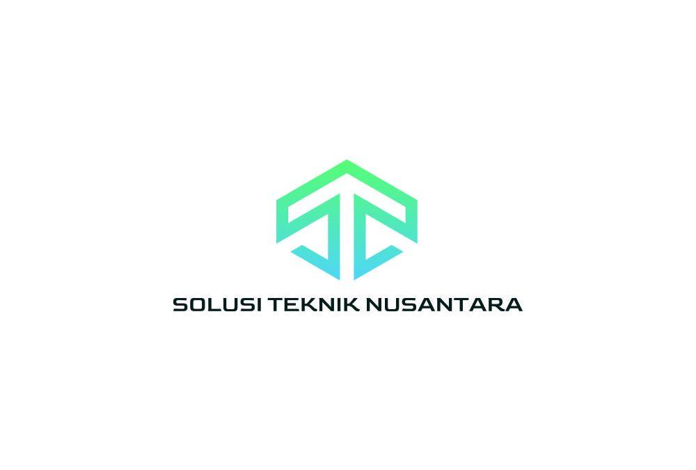 Portofolio Jasa  Desain Logo Teknologi Informasi Untuk Solusi Teknik Nusantara