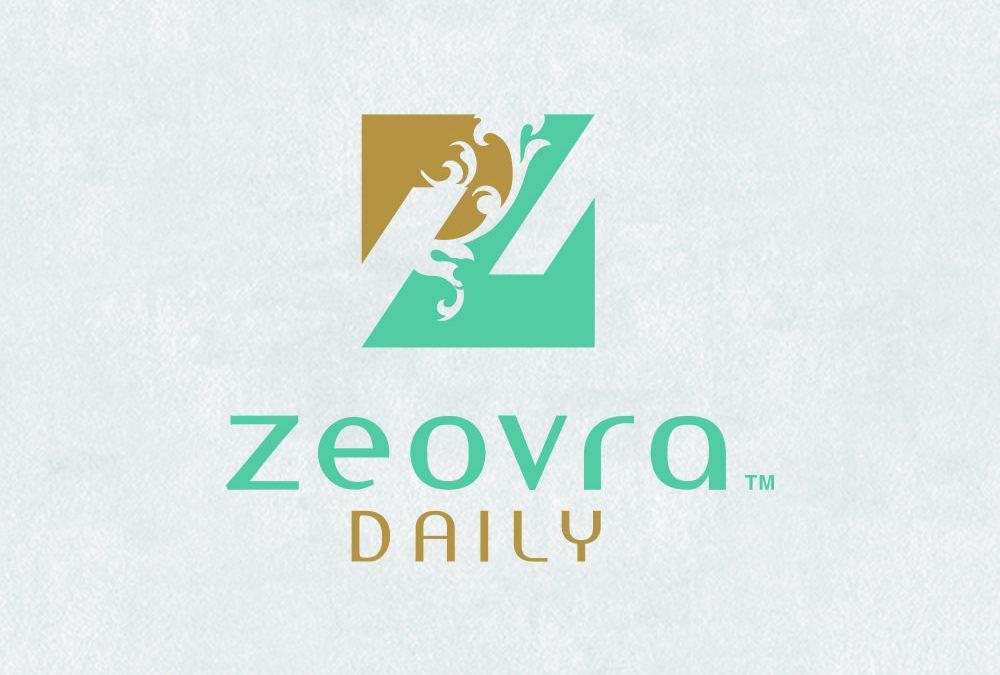 Portofolio Jasa  Desain LogoSkin care Untuk ZEOVRA SKIN CARE