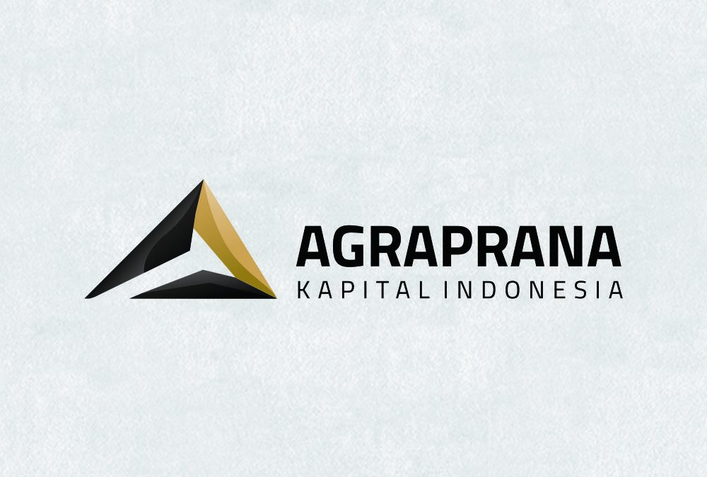 Portofolio Jasa Desain Logo Financial Untuk  PT. Agraprana Kapital Indonesia