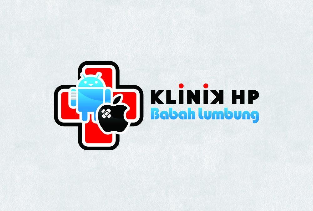 Portofolio Jasa Desain Logo  service hp Untuk Babah Lumbung Repair