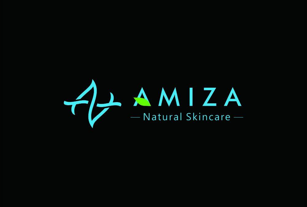 Portofolio Jasa Desain Logo Kecantikan Untu AMIZA
