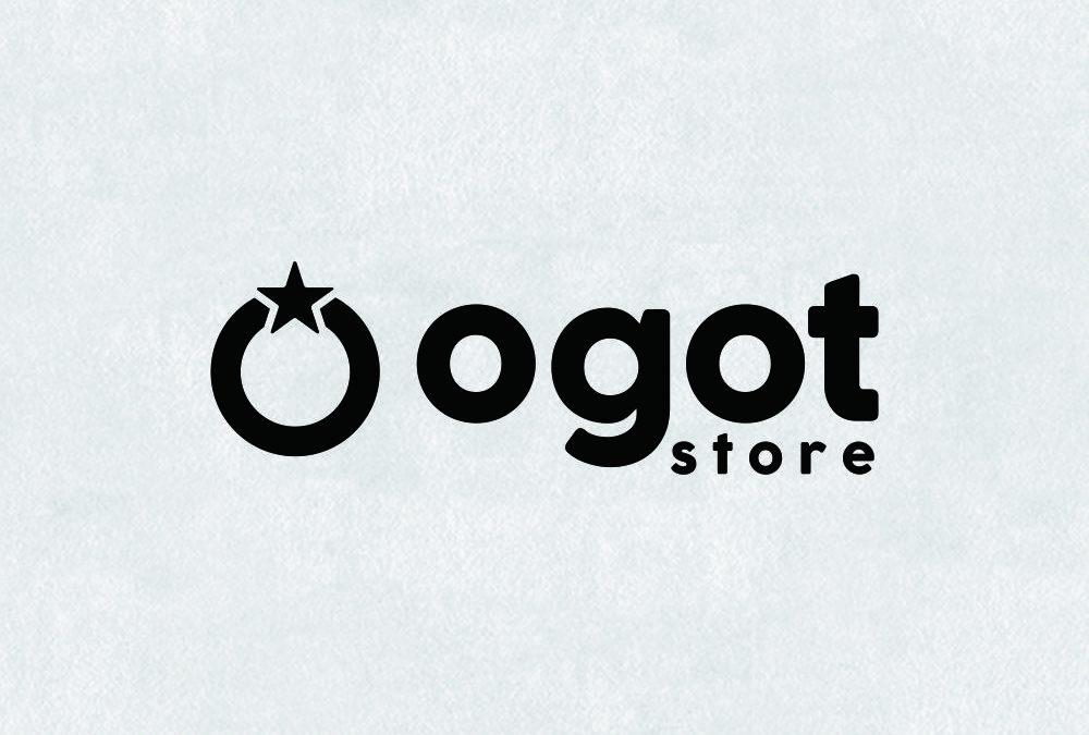 Portofolio Jasa  Desain Logo Untuk Ogot Store